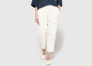 CARPENTER PANT IN CREAM